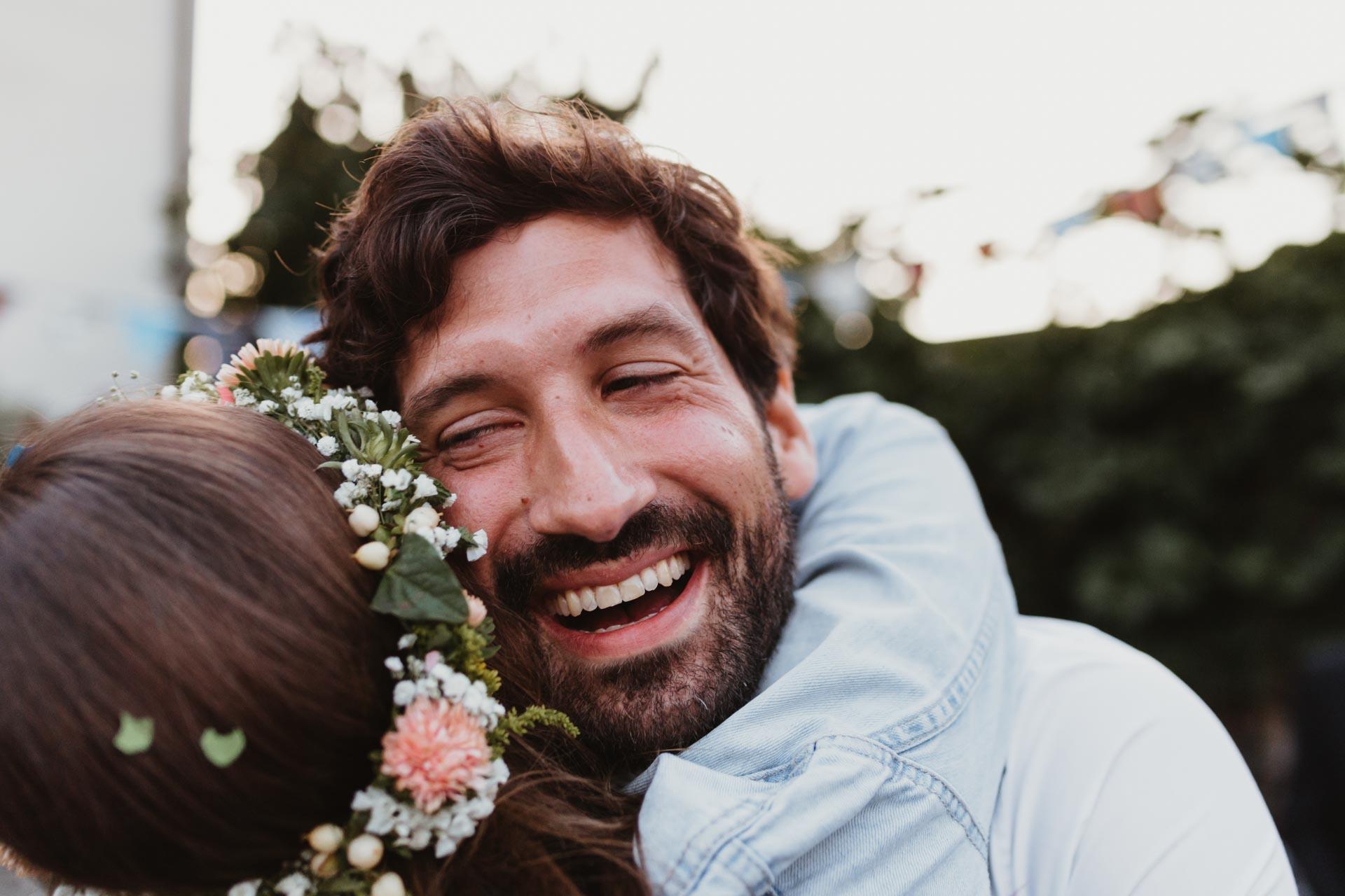 Hochzeitsreportage Braut Köln